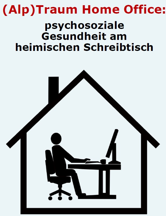 (Alp)Traum Home-Office